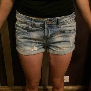 Forever 21 Denim shorts, size 28